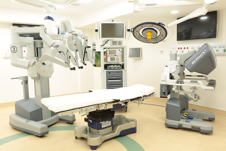 Sobre Nós - Galeria de Imagens - Em 2012 o Hospital 9 de Julho investe 3,5 milhões na aquisição do sistema robótico da Vinci.